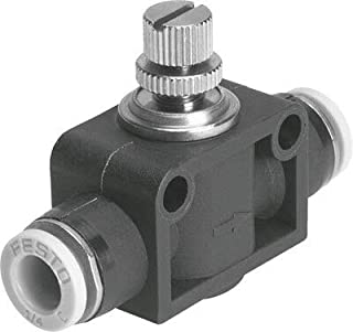 FESTO 12961 GRP-160-PK-4 PRECISION ONE-WAY FLOW CONTROL VALVE SUPPLIED IN PACK OF 1