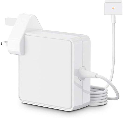 JJBChargers Compatible With Mac Book Air Charger, Replacement 45W Power Adapter Magnetic 2 T-Tip, With Mac Book Air 11-inch 13-inch - Mid 2012, 2013, 2014, 2015, 2017 2018 Models A1465 A1466
