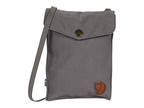 Fjallraven Pocket Wallets and Small Bags, Unisex Adulto, Super Grey, OneSize