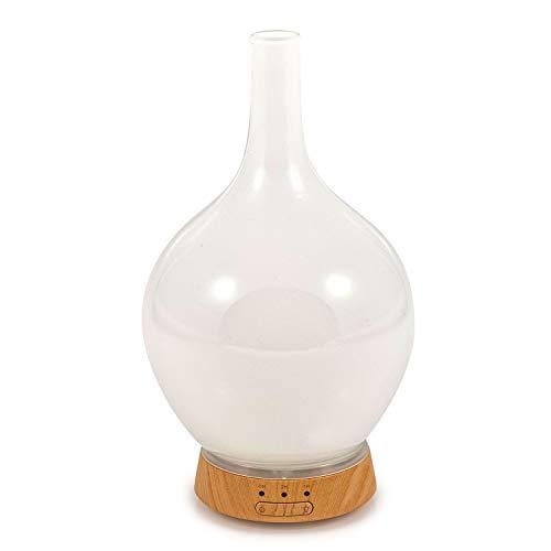 pajoma Aroma Diffuser SPADelight White H 24 x Ø 14 cm aus Glas
