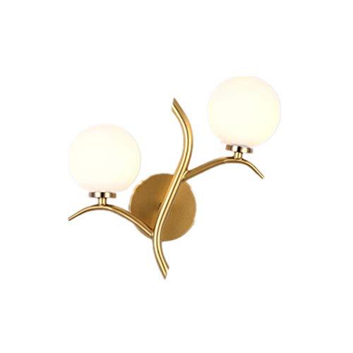Zhongyi wandlamp, modern, Europes, eenvoudig, bedlampje, creatief, Scandinavische stijl Ik