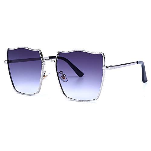 GXM-FR Gafas graduadas, Gafas de Metal antipatra antirreflejos polarizadas, Montura de Metal...