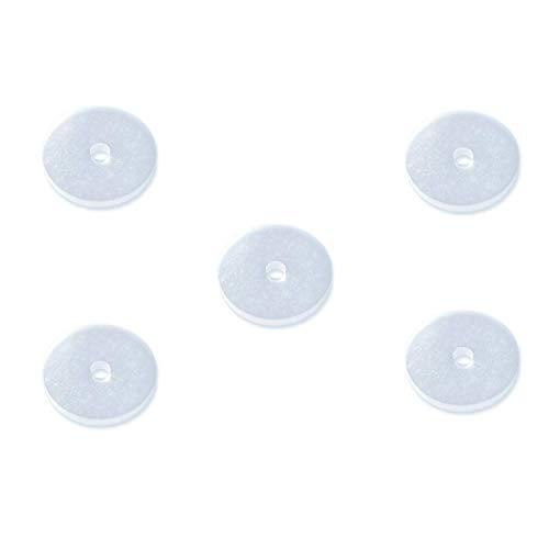 Trend Agent Anti WILDFLEISCH Piercing DISC 5er Pack Hilft gegen Wildfleisch Keloid Granulation Für Piericngs von 1,0 bis 2,0 mm Stärke