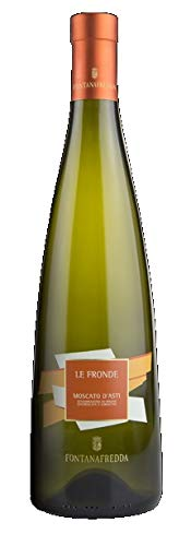 6x 0,75l - 2018er - Fontanafredda - Le Fronde - Moscato d'Asti D.O.C.G. - Piemonte - Italien - Weißwein süß