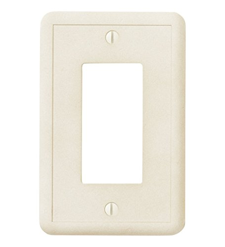 Ivory Decorator Wall Plate - 3
