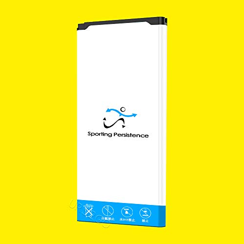 High Capacity & Long Lasting 6190mAh Extended Slim Li-Ion Battery for Samsung Galaxy S5 Active SM-G870A AT&T Smartphone