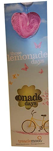 Treaclemoon Geschenkset those lemonade days 500 ml Duschcreme & Massageschwamm