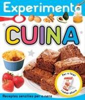 Experimenta - cuina: Receptes senzilles per a nens: 41 (Llibres joc)