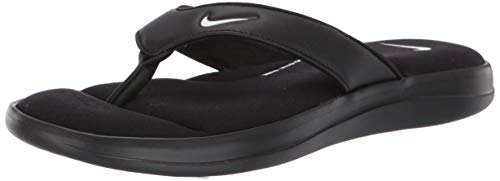 Nike Women's, Ultra Comfort 3 Thong Sandal Black 7 M