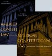 American Constitutional Law: Liberty, Community, and the Bill of Rights (Volume 2)