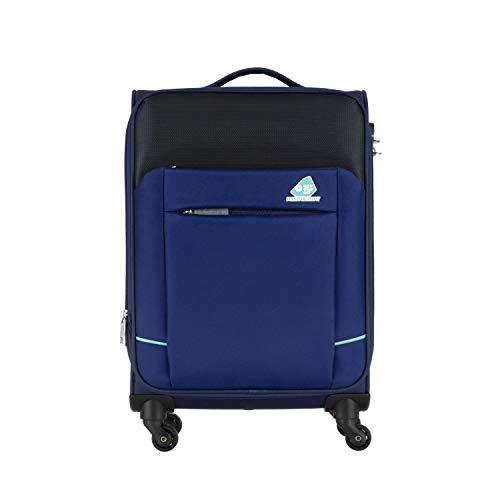 [カメレオン] スーツケース キャリーケース 公式 モティーボ シーエルエックス Spinner 55/20 TSA 機内持ち込み可 保証付 36L 55 cm 2.9kg ブルー