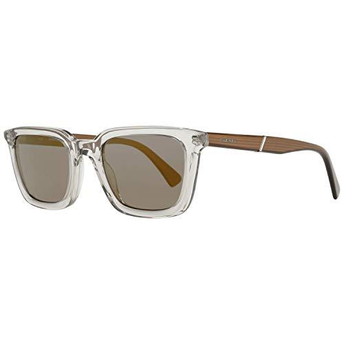Diesel Hombre gafas de sol DL0282, 20C, 51