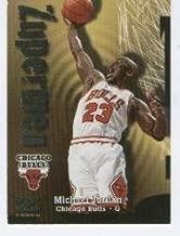1997 Z-Force Basketball Card (1997-98) #190 Michael Jordan