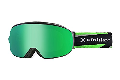K-Swiss Performance 52994 - Slokker Goggle Sp1 1 green