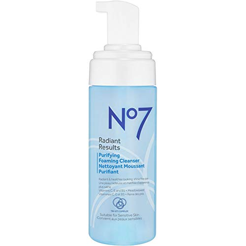No7 Purifying Foaming Cleanser150ml/5oz