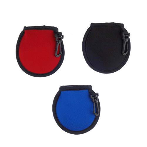 Zelerdo 3 Pack Portable Pocket Golf Ball Washer Golf Ball Cleaner...