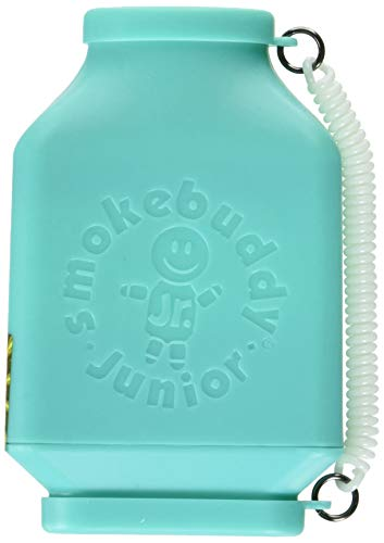 Smoke Buddy Teal Junior Personal Air Filter