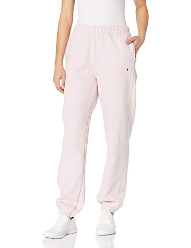 Champion Life Damen Reverse Weave Jogginghose, Hush Pink, XX-Large