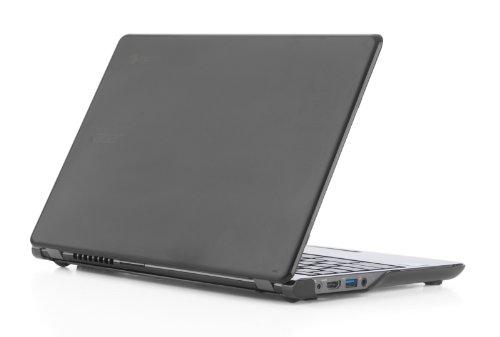 mCover Hartschalen-Schutzhülle für Acer Chromebook 39,6 cm (15.6 Zoll) nur für CB515 Serie (nicht kompatibel mit älteren C910/CB5-571/CB3-531-Modellen) schwarz Schwarz  11.6