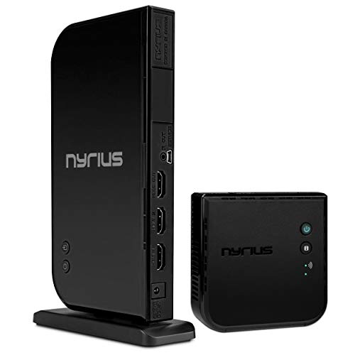 Receptor Video  marca Nyrius