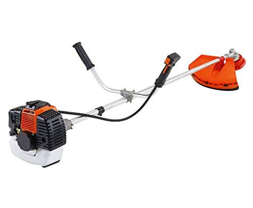 Herzberg HG-5200; desbrozadora de gasolina, cortadora de bordes: Amazon.es: Jardín
