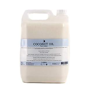 Mystic Moments - Aceite portador de coco (5 kg, 100% puro)