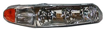 TYC 20-5197-90 Compatible with Buick Century Passenger Side Headlight Assembly