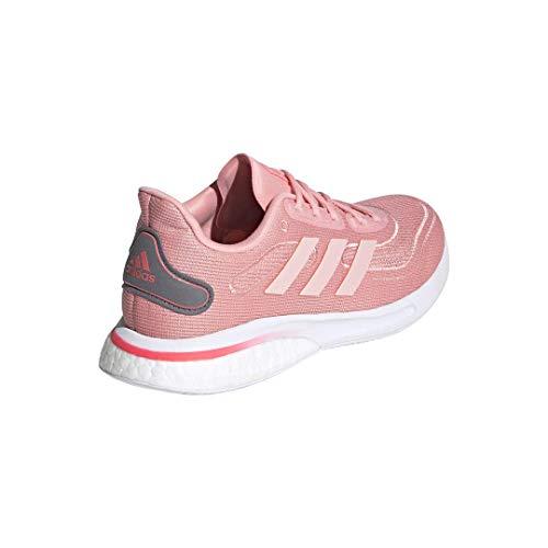 adidas Damen Supernova Laufschuhe, Rose - Größe: 40 EU