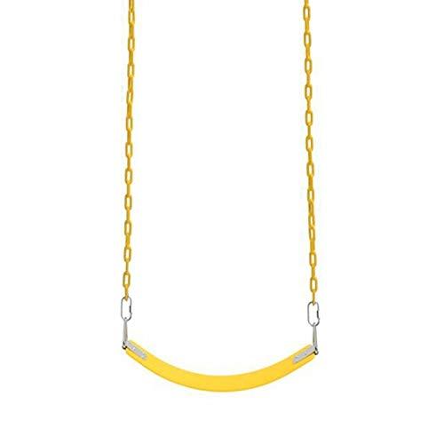 Columpio Juego de Swing Blando de jardín para niños, Silla Colgante cómoda y Segura, fácil de Instalar y fácil de Transportar (Color : Style2, Size : 1.8m Chain)