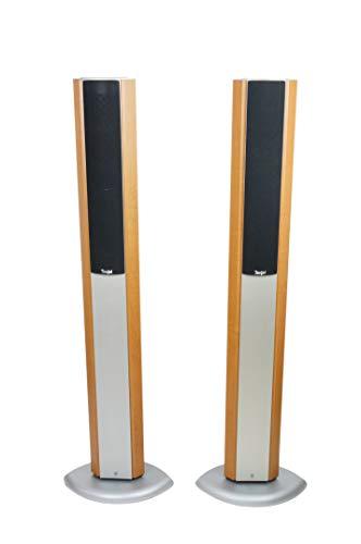 mächtig 2 Lautsprecher Teufel Concept R Lautsprecher Cherry Satellite Speakers System