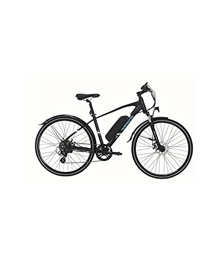 Grupo K-2 Wonduu Bicicleta Eléctrica Wayscral Anyway E100 28' Negra (batería Incluida)