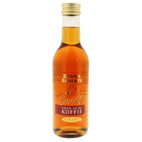 Douwe Egberts Koffie Siroop Karamel, 250 ml