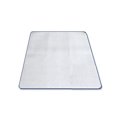 BFQY FH Tapis imperméable et résistant à l'humidité, Tapis de Couchage en Plein air pour Tapis de Pique-Nique de Camping extérieur 300 × 300cm en Aluminium