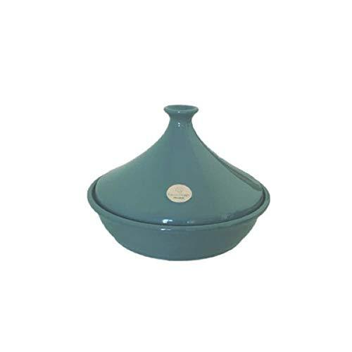 Emile henry - emile henry tajine diametro cm. 32 colore bleu lagon - blu laguna eh275532