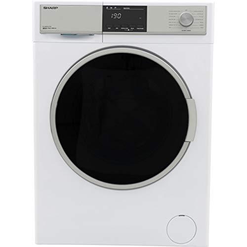 Sharp ES-HDB9647W0 A Rated Freestanding Washer Dryer - White