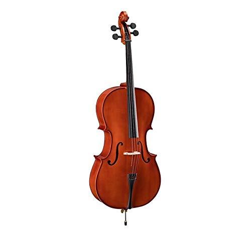 Violoncello 3/4 professionale con tavola armonica in abete massello Soundsation VSCE-34