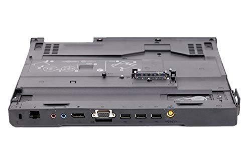 Lenovo Dockingstation x200 UltraBase für ThinkPad X200 - X200s - X200 Tablet - X201 - X201i - X201s - X201 Tablet (Generalüberholt)