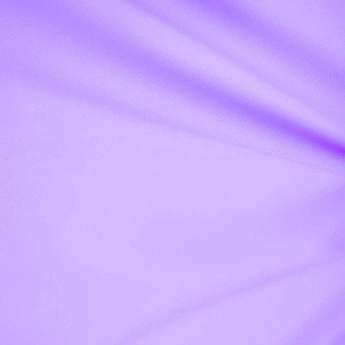 Lavender Solid Poly Cotton Fabric 58'/60' Width Sold by The Yard (P196)