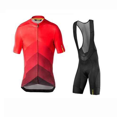 SenHuang Maillot de ciclismo para hombre, transpirable y de secado rápido con cremallera completa, chaqueta de ciclismo sin mangas, transpirable