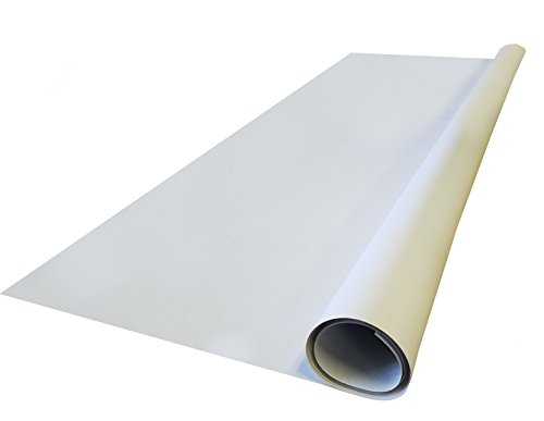Class A Customs RV Superflex 9.5 Foot Wide RV Rubber Roofing Membrane (by Linear Foot) 9.5 Foot or 114 inches Wide