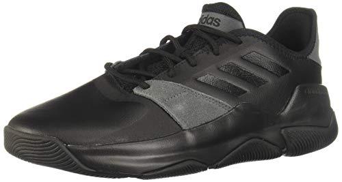 adidas Streetflow, Scarpe da Basket Uomo, Nero (Negro 000), 46 2/3 EU
