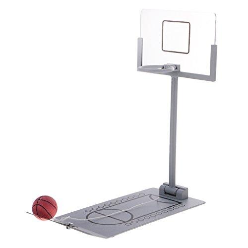 Bonarty Creative Funny Desktop Juego de Baloncesto en Miniatura para La Oficina de