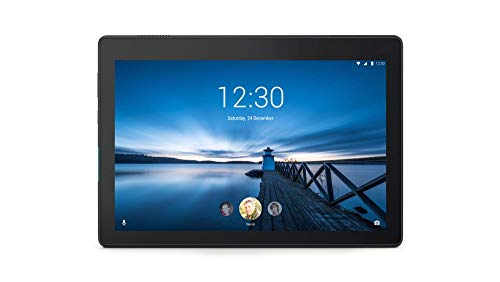 Lenovo Tab E10 25,5 cm (10,1 Zoll, 1280x800, HD, WideView, Touch) Tablet-PC (Quad-Core, 2GB RAM, 32GB eMCP, Wi-Fi, Android 8.1) schwarz
