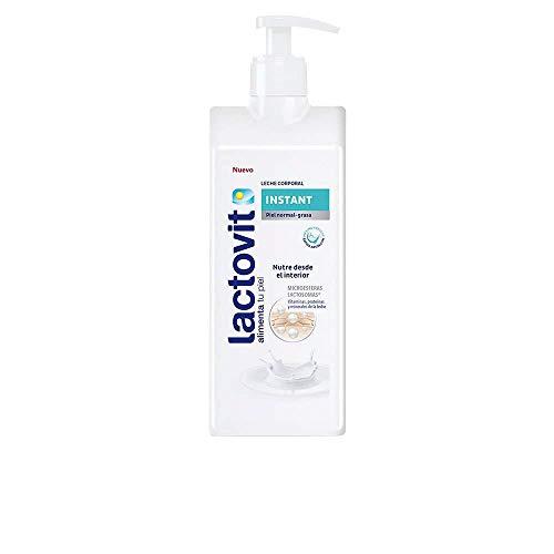 Lactovit - Leche Corporal Instant con Protein Calcium y de R
