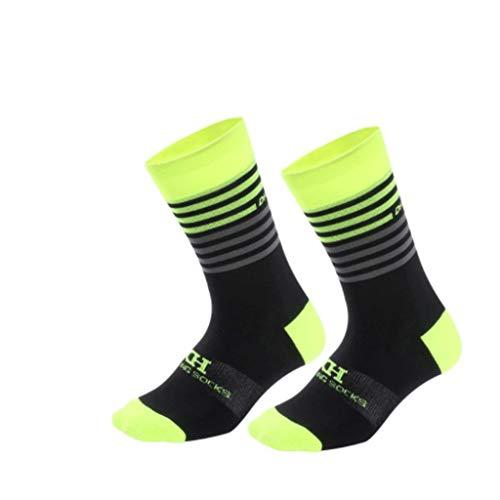 Zore Calcetines de compresión, calcetines de ciclismo, calcetines deportivos, calcetines de mujer, calcetines de fútbol, calcetines de baloncesto, calcetines corriendo, calcetines para hombres (10 p
