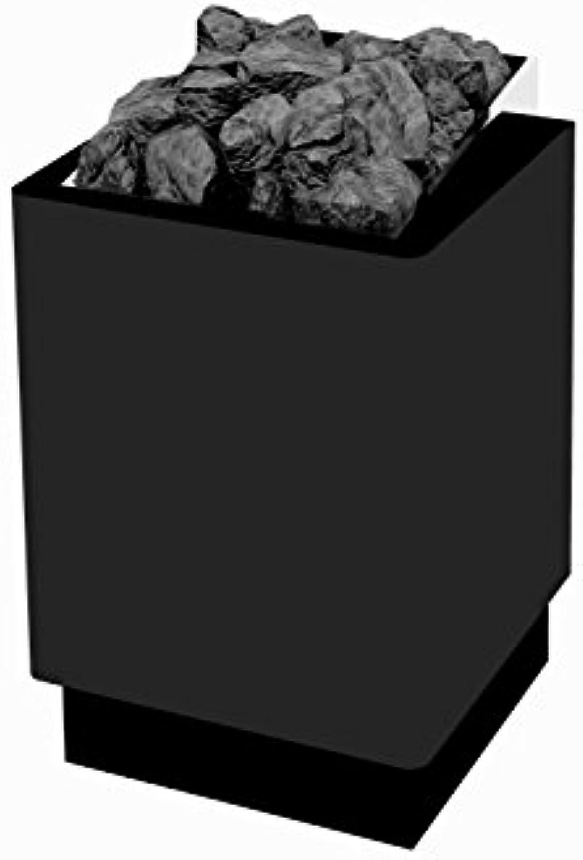 Saunaofen W-therm Wandmodell Typ W 30 - 9,0 kW Anthrazitmantel