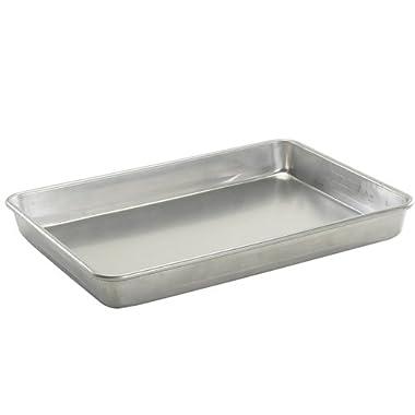 Nordic Ware Natural Aluminum Commercial Rectangular Cake Pan