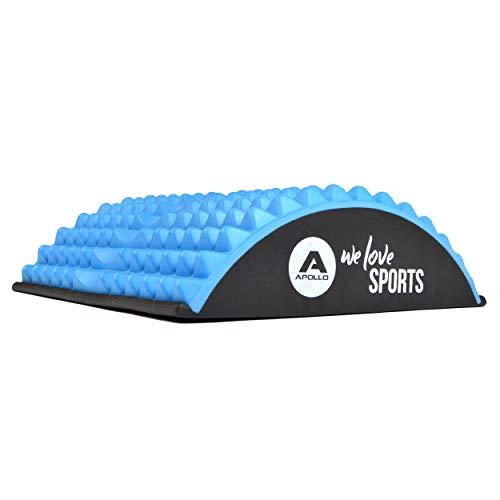 Apollo Rückenstrecker aus leichtem Eva-Material Ergonomisch designter Rücken-Trainer, Wirbelsäulenstrecker gegen Verspannung und Rückenschmerz
