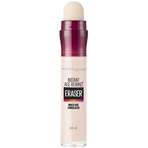 Maybelline Instant Age Rewind Eraser Dark Circles Treatment Concealer, Fair, 0.2 fl. oz.