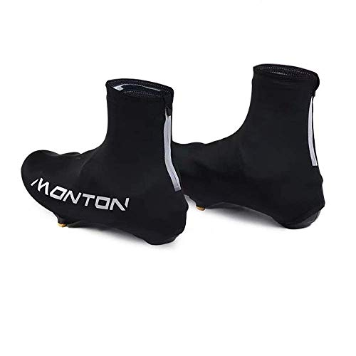 HJTLK Couvre-Chaussures de vélo RoadCycling Cable Locks, Shoes Mountain Bike Shoe Cover Dustproof Outdoor Men Women Riding Equipment